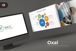 Oxal - Powerpoint Template
