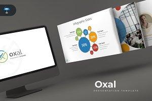 Oxal - Keynote Template
