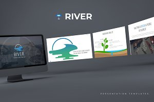 River - Keynote Template