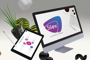 Silex - Google Slides Template