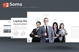 Soma - Powerpoint Template
