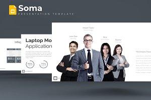 Soma - Google Slides Template