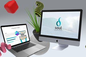Soul - Powerpoint Template
