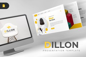 Dillon - Google Slides Template