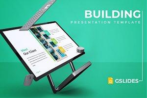 Building - Google Slides Template