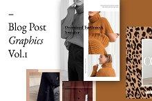 Blog Post Graphics Vol.1