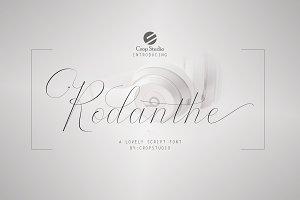 Rodanthe (FontDuo)