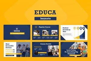 Educa Education Keynote Presentation