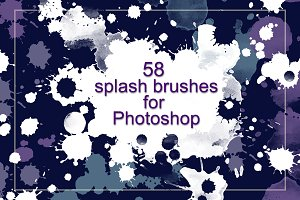 Splash - PS Brushes