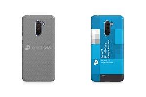 Xiaomi PocoPhone F1 3d IMD Case