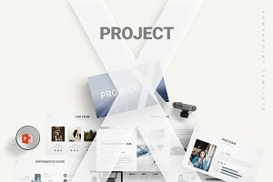 Project X - Powerpoint Template