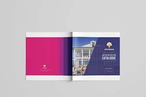 Creative Corporate Catalogue Design