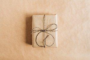 Craft gift box