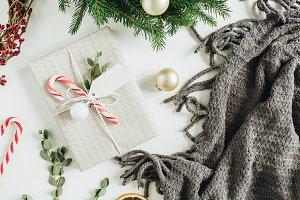 Christmas gift composition