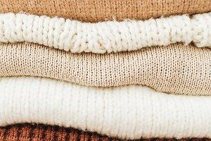 Woolen sweaters pattern