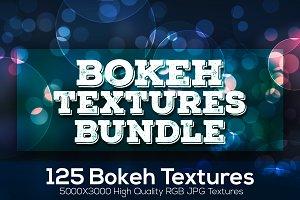 125 Bokeh Textures Bundle
