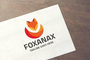 Foxanax Logo