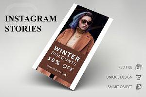 Instagram Stories - Fashion - SK