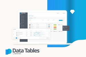 Adminian2 Data Tables