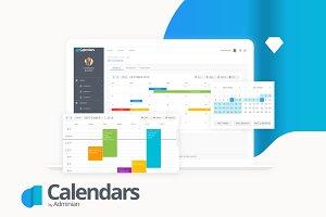 Adminian2 Calendars