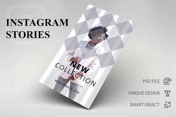 Instagram Stories - Fashion - SK ~ Instagram Templates ~ Creative Market cb6643f10d5