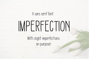 Sans Serif Handwritten font