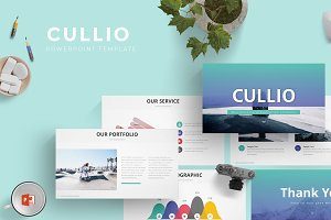 Cullio - Powerpoint Template
