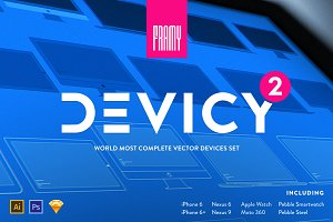 Devicy 2. Unbeatable Vector Devices