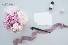 Styled Stock Floral Photography