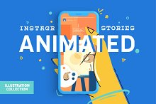 Animated Instagram Stories by  in Social Media