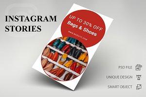 Instagram Stories Bags & Shoes - SK