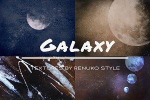 Galaxy Backgrounds