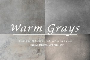 Warm Grays Textures