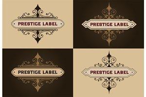 Set Logos template.