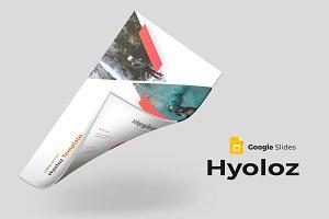 Hyloz - Google Slide Template