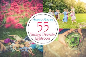 Spezial Bundle 55 LR Vintage Presets