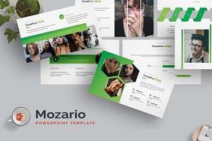 Mozario - Powerpoint Template