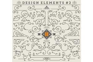 Vintage Design Elements #2