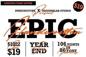 Sale!!! EPIC HANDWRITTEN BUNDLE