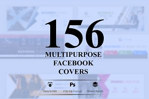 Facebook Covers Mega Bundle