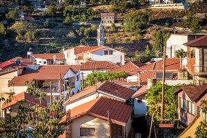 Kyperounta village, Cyprus