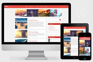 Bromley - WordPress Magazine Theme