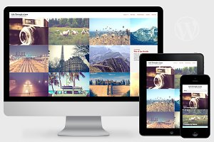 Lens - WordPress Photography Theme