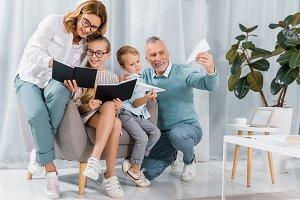 grandparents and grandchildren readi