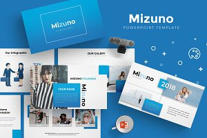 Mizuno - Powerpoint Template