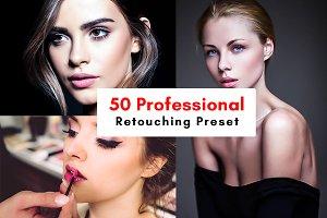 50 Professional Retouching Preset