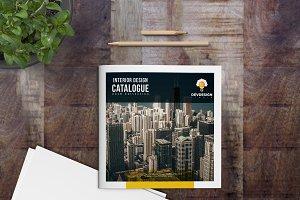 Creative Corporate Catalogue Design