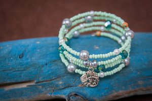 Beautiful handmade bracelet