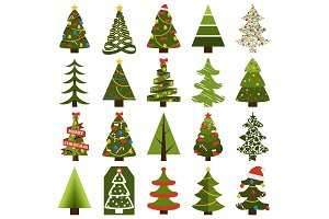 Christmas Trees in Natural Condition