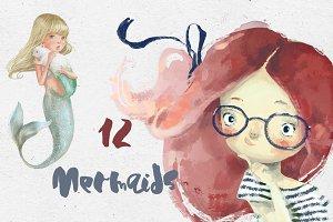 12 Mermaids